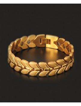 22 karat pure gold mens bracelet