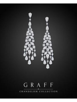 Graff chandelier collection diamond