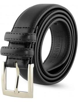 John willliam leather belt