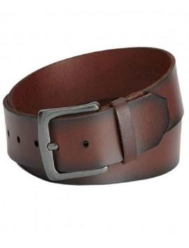 mens-brown-leather-belt